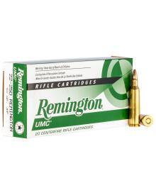 Remington - umc 22-250 rem. hollow point