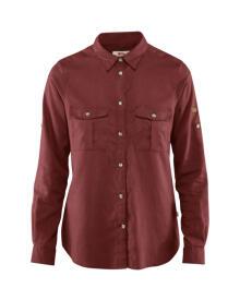 Fjällräven - Övik Travel Shirt LS W