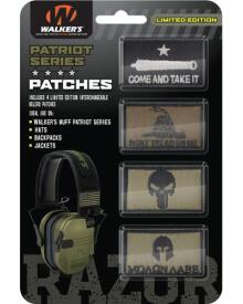 GSM outdoors - Patriot series Patches