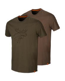 Härkila - Härkila Graphic T-Shirt 2-Pack