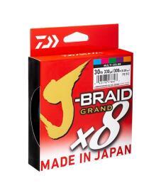 Daiwa - J-braid grand X8 300m multi