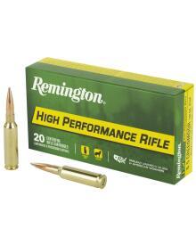 Remington - 6,5 creedmoor 140gr BTHP