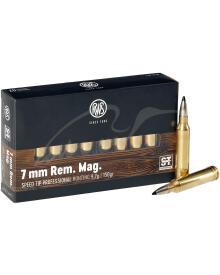 RWS - 7mm Rem Mag 9,7gr. speed tip