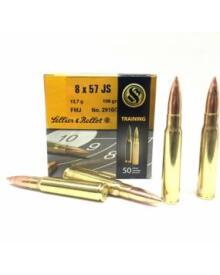 Sellier&Bellot - S&B 8 x 57 JS 12,7gr. FMJ