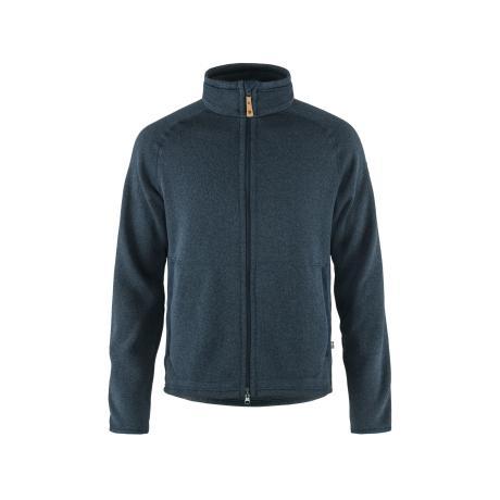 Fjällräven - Övik Fleece Zip Sweater