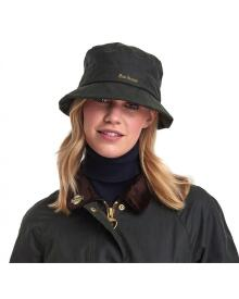 Barbour - Dovecote Bucket Wax Hat