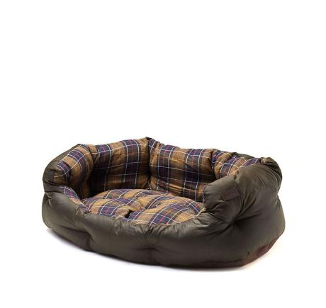 Barbour - Wax/cotton Dog Bed 35