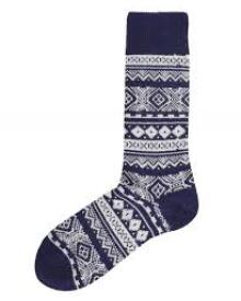 Barbour - Onso Fairisle Sock