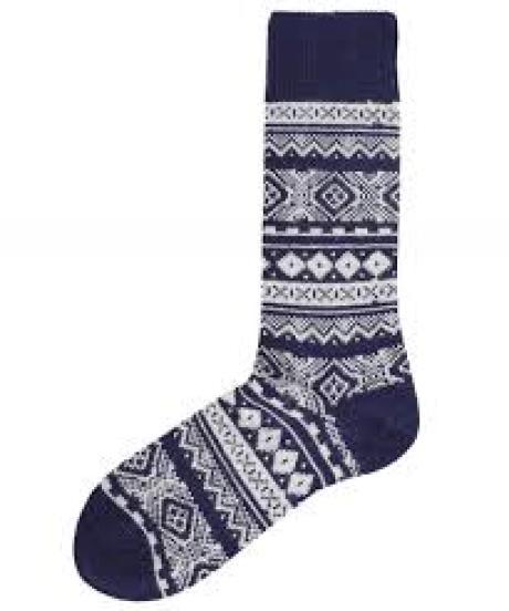 Barbour - Onso Fairisle Sock