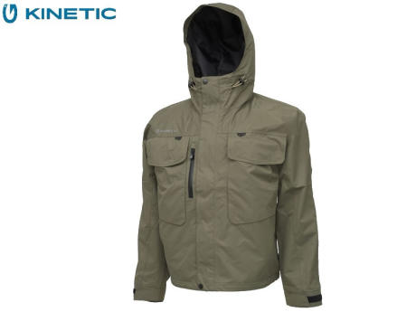 Kinetic - Aquaskin II Jacket