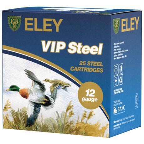 Eley - Eley VIP Steel 16/70 4. 26gr