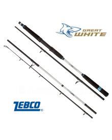Zebco - 2.40m Great White 20-150gr.