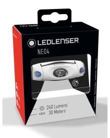 LED Lenser - Ledlenser NEO4 blå