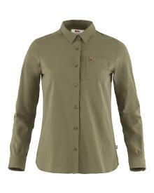 Fjällräven - Övik Lite shirt LS W