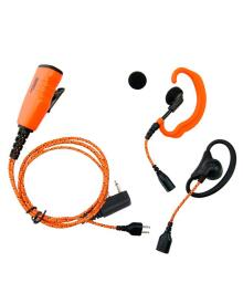 ProEquip - pro-u610L orange headset solu