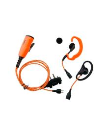 ProEquip - pro-u610LA orange headset solu