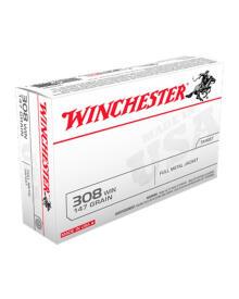 winchester - 308win FMJ 9,53gr