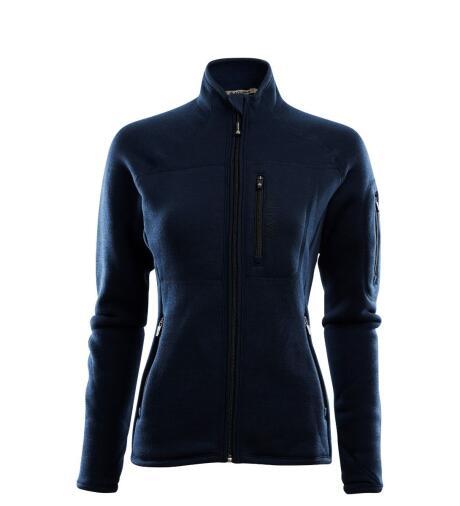 Aclima - fleecewool jacket woman