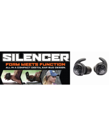 GSM outdoors - Silencer Electronic Ear buds