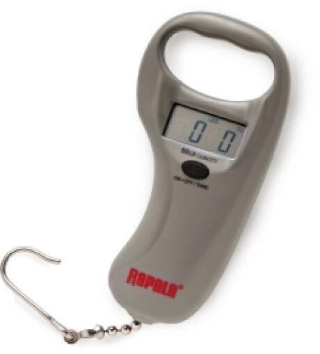 Rapala - Digitalvægt 25kg. RSDS-50-EU