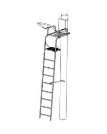 Decoy - Treestand Economy 3 m.