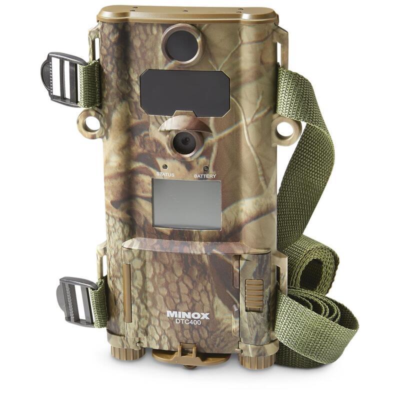 Blink Outdoor Camera >> Vildt kamera Camouflage: MINOX DTC400 Trail Camera