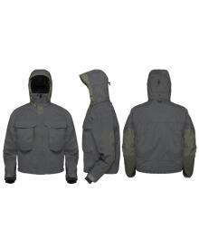 Geoff Anderson - Ws 4 Wading Jacket black/green