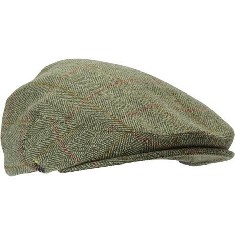 Deerhunter - Moorland Tweed Flat Cap