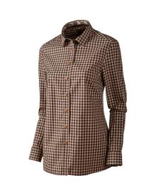 Härkila - Selja Lady L/S Check Skjorte