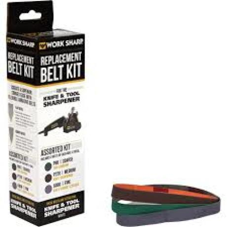 Work Sharp - Replacement belt kit