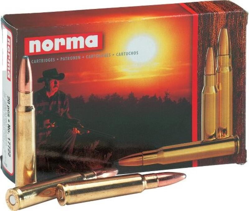 Michaels Jagt & Fiskeri Amm  Riffel - Norma - Norma 243 Win