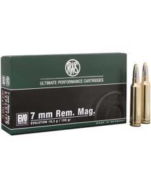 RWS - 7mm REM MAG 10,3gr. EVO