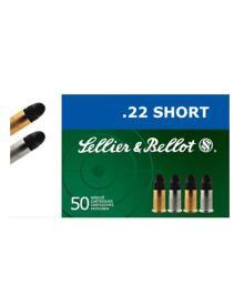 Sellier&Bellot - 22short. 1,8gr.