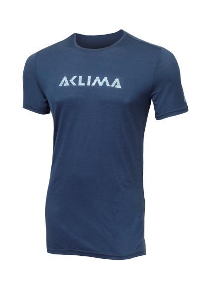 Aclima - L.W T-Shirt LOGO M