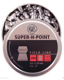 RWS - RWS Super H-Point hulsp 6,35