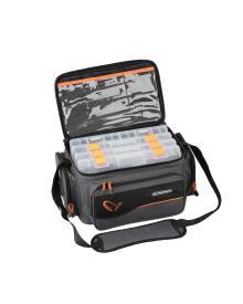 Savage Gear - System Box Bag L 4 Boxes