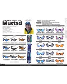 mustad - Mustad Solbriller HP104A-3
