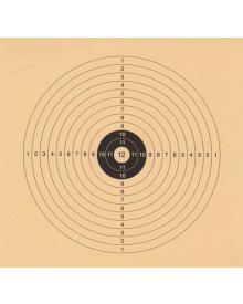 Guntex - Skydeskiver 14x14 1-12