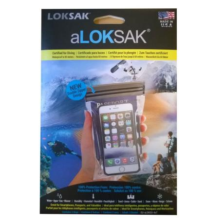 Loksak - aLoksak 2pak (10,79x14,9)
