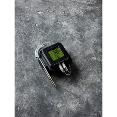 orange County smokers - BBQ thermometer bluetooth