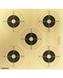 Guntex - Skydeskiver 14x14 8-12