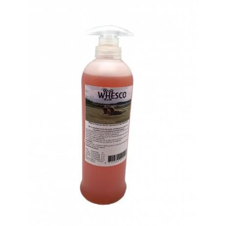 Whesco - Premium norsk lakseolie 0,5L