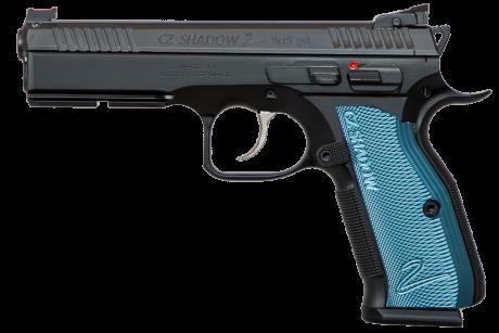 CZ - 150-CZ Shadow 2 Blue SA/DA