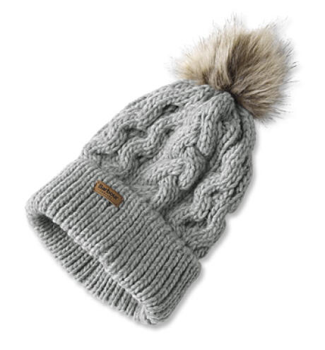 Barbour - Penshaw Cable Beanie